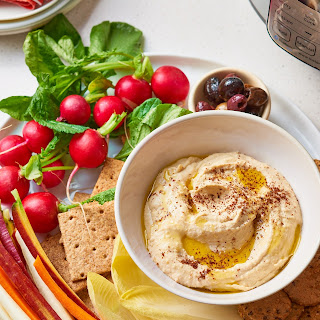How to Make the Best Hummus in the Instant Pot Recipe