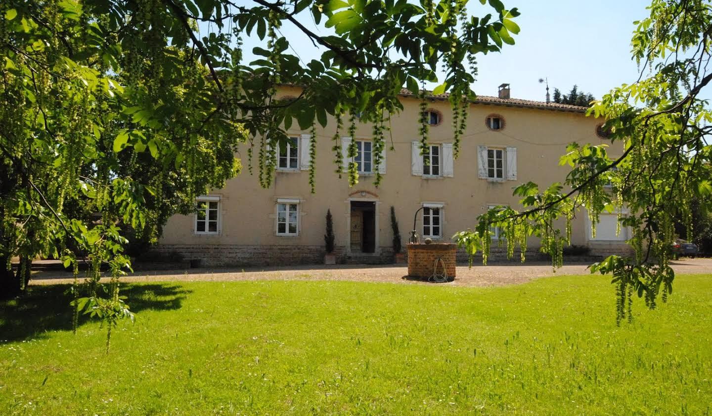 House with terrace Chatillon-sur-chalaronne
