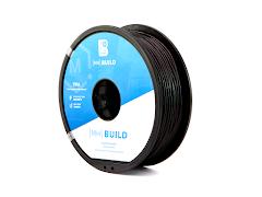 Black MH Build Series TPU Flexible Filament - 1.75mm (1kg)