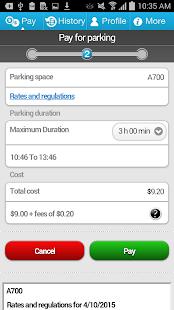 P$ Mobile Service - screenshot thumbnail