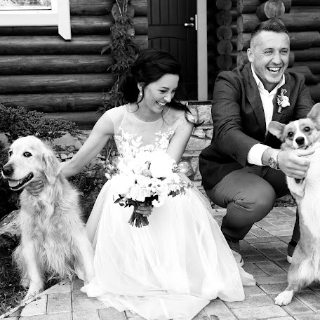 Wedding photographer Igor Trishkin (igortrishkin). Photo of 20.08.2017