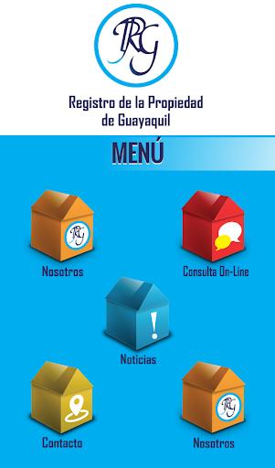 Registro Propiedad Guayaquil