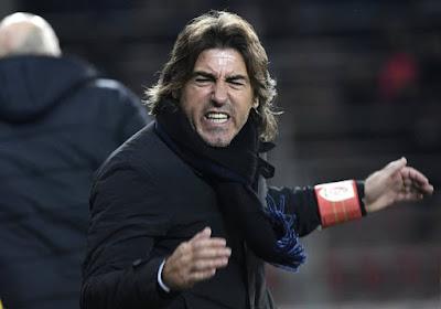 Sa Pinto, ex-Standard, is ook bij Legia Warschau een veelbesproken figuur