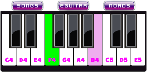 Little Piano  screenshots EasyGameCheats.pro 3