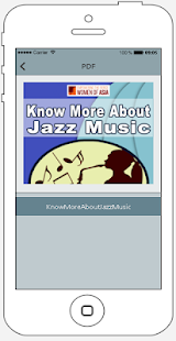 Know more about Jazz Music eBook✔️ for PC-Windows 7,8,10 and Mac apk screenshot 2