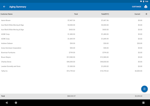 Zoho Invoice - Online Invoicing & Billing Software 5.23.07 screenshots 12