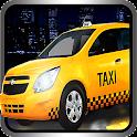 Louco Cidade Taxi driver Dever icon
