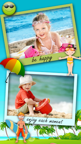 android Colorful Photo Frames Screenshot 7