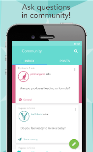 Download Ovia Pregnancy Tracker & Baby Countdown Calendar For PC Windows and Mac apk screenshot 5