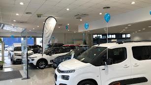'ventas privadas', la exposición en las instalaciones de Citroën Ejido Motor.