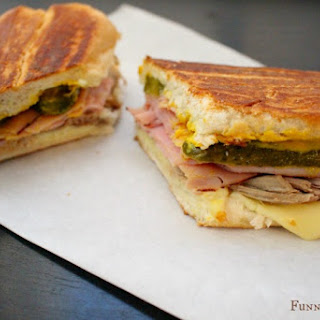 Crock Pot Cuban Sandwiches.