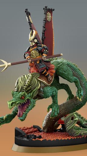 ColorMinis 3D Art Coloring & Painting Design Tool 4.1 screenshots 4