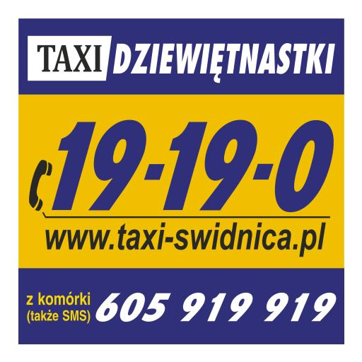 Taxi 19 Świdnica