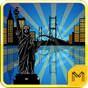 Most Beautiful Cities Quiz HD icon