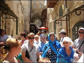 Photo: Иерусалим. Идем по пути на Голгофу.