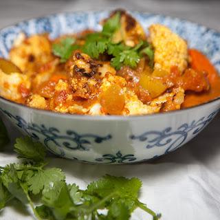 Vegan Roasted Cauliflower Recipes.