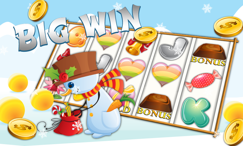 android Frozen Frenzy Magic Ice Slots Screenshot 2