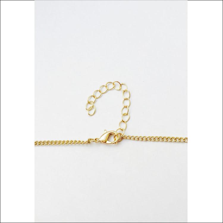 N033 - G. Delta Marblelite Necklace
