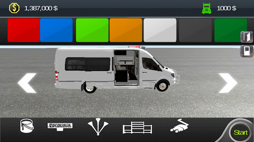 Minibus Sprinter Passenger Game 2019 2.10 screenshots 5