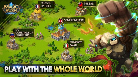 Magic Rush: Heroes- screenshot thumbnail
