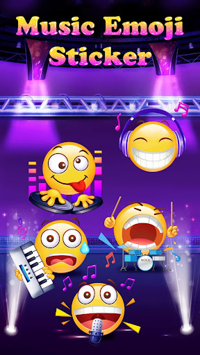 Download Music Emoji Sticker for Snapchat on PC & Mac with