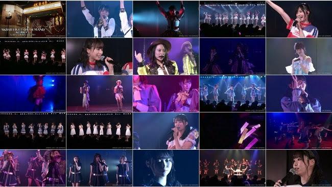191028 (720p) AKB48 村山チーム4「手をつなぎながら」公演 達家真姫宝 生誕祭