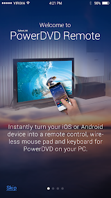PowerDVD Remote Apk Download Free for PC, smart TV