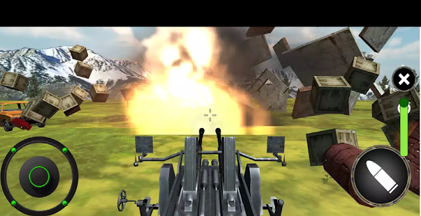 Heavy Weapons and Explosions Simulator - náhled