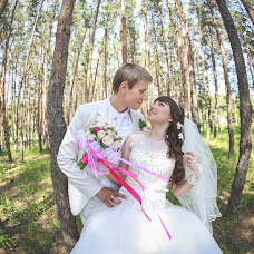 Wedding photographer Alena Kvapish (lyona23). Photo of 30.07.2015