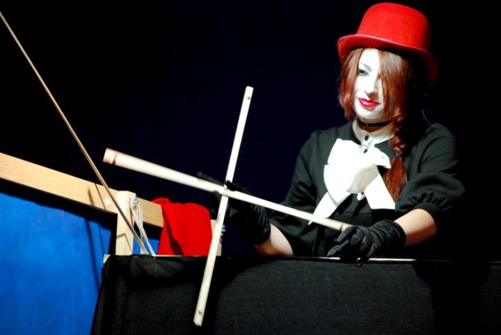 La marionettista di fo-tos