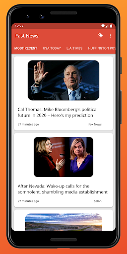 Fast News 3.5.5 Screenshots 6