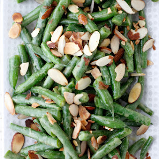 Green Bean Salad with Mustard Vinaigrette
