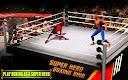 screenshot of Superhero VS Spider Hero Fighting Arena Revenge