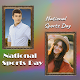 Download National Sports Day Photo Collage Maker For PC Windows and Mac