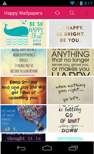 Happy Quote Wallpapers