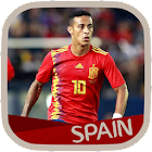 Spain Football Team Wallpaper HD icon