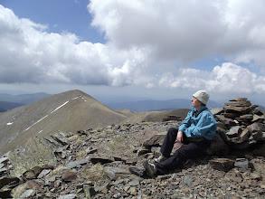 Photo: El Torreneules des del Cim de la Roca Blanca