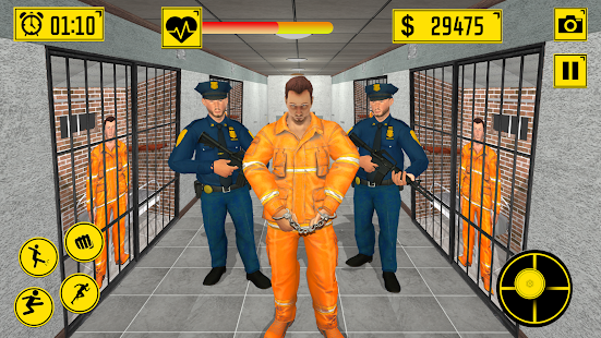 Grand Prison Escape 2019 Screenshot
