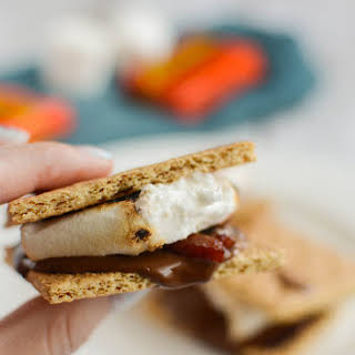 Peanut Butter Bacon S'mores.