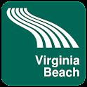 Карта Верджиния-Бич оффлайн icon