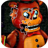 Puzzles FNAF 5 Nights Jigsaw