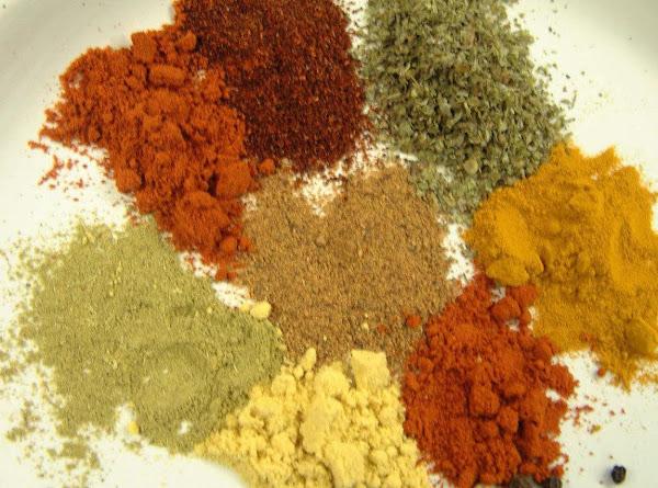 Australian Red Desert Dust Spice Recipe