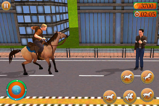 Offroad Horse Taxi Driver u2013 Passenger Transport 2.0.147 screenshots 8