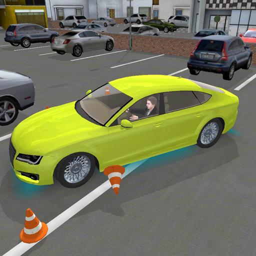 市エンパイア:駐車場のSIM 模擬 App LOGO-硬是要APP