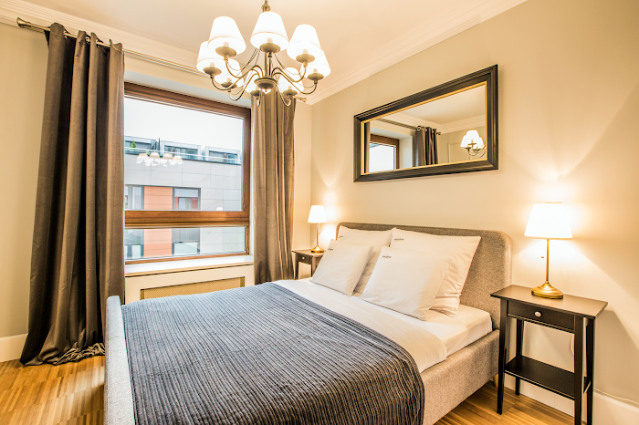 1 bedroom apartment at Exclusive Apartment Hotel Warsaw