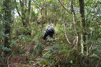 Photo: 好天氣的狀況之下,這裡只需要步步為營是很安全的