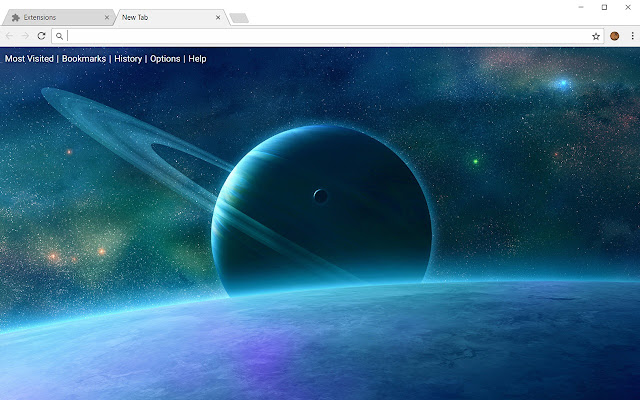 galaxy space hd wallpapers new tab themes