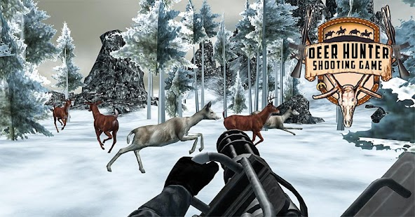 Dear Hunter offline shooting games for android
