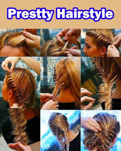 Pretty Hairstyle Ideas 2016