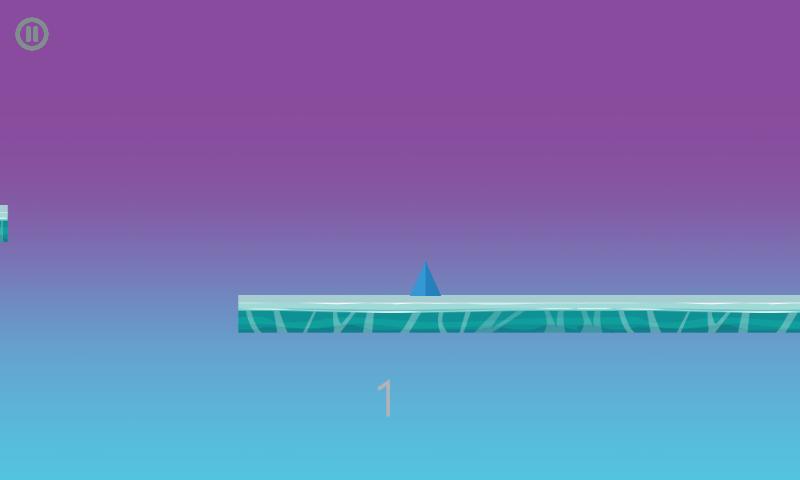 android Jumpy Ball Screenshot 1